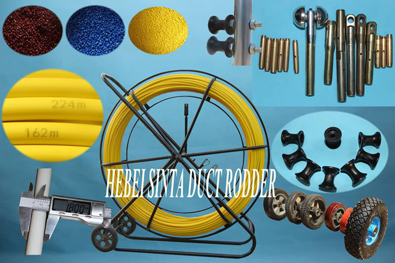 18mm special size duct rodder 1
