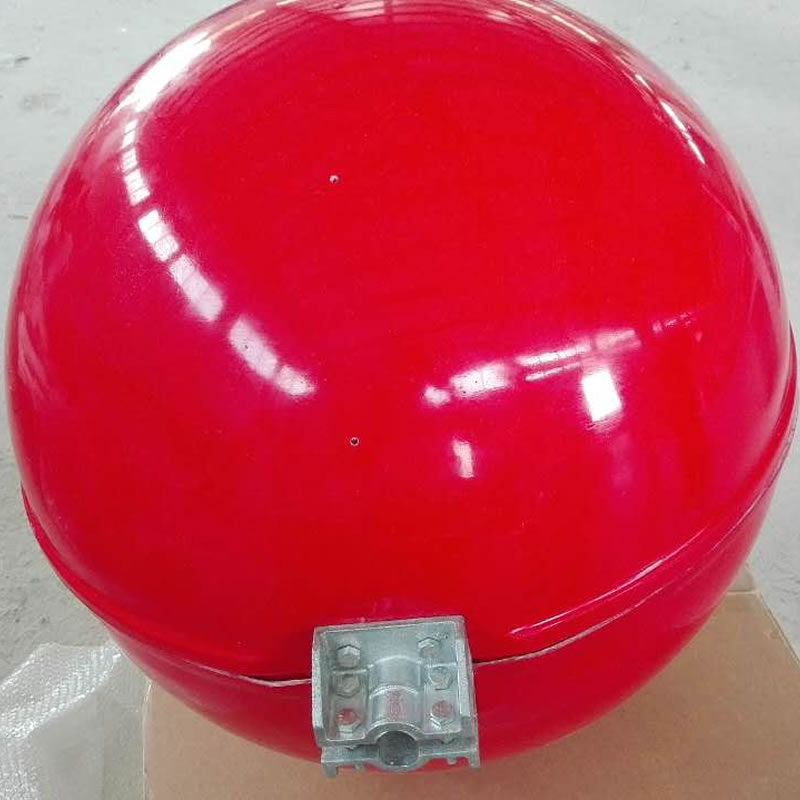 Red Aircraft Warning Sphere 8