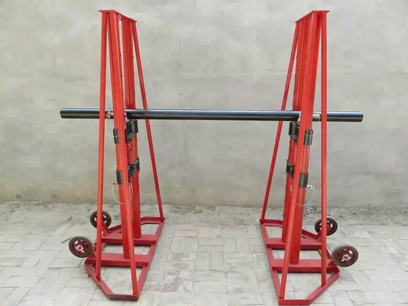 cable drum jack 1