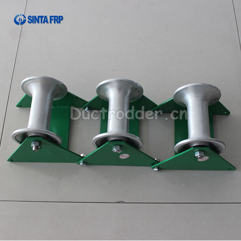 Aluminium Tricycle Cable Roller