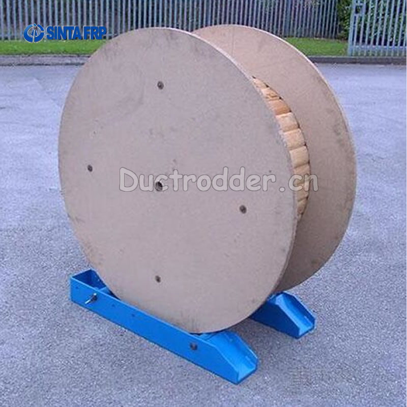 Drum Roller For Cable Drum