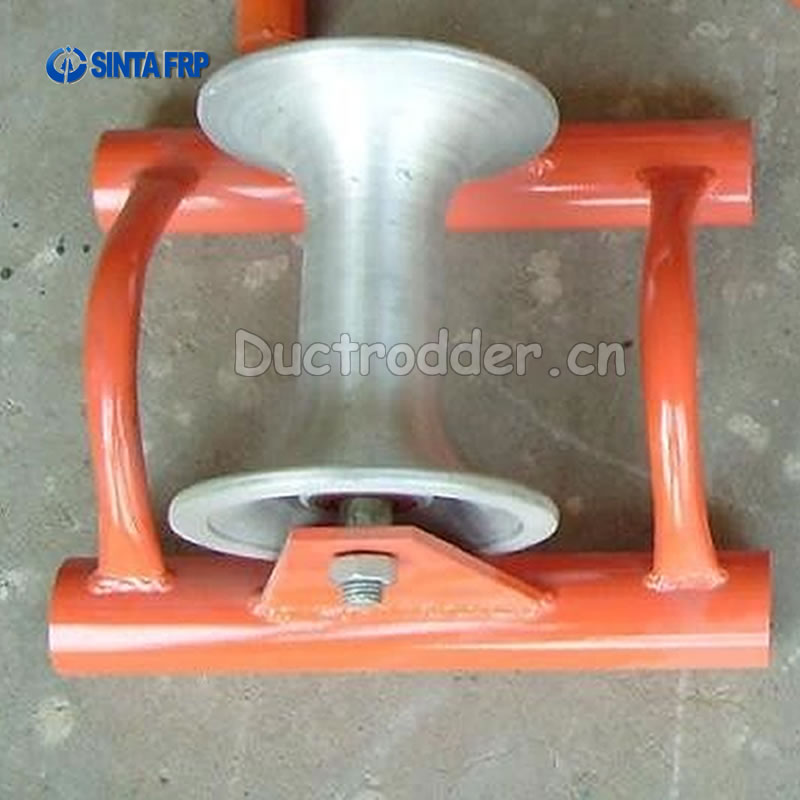 Single Wheel Cable Roller