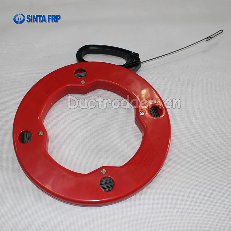 Wire/Cable Guider Steel Fish Tape